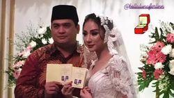 Bella Luna Tegaskan Suaminya Tak Pernah Menikah dan Punya Istri Lain