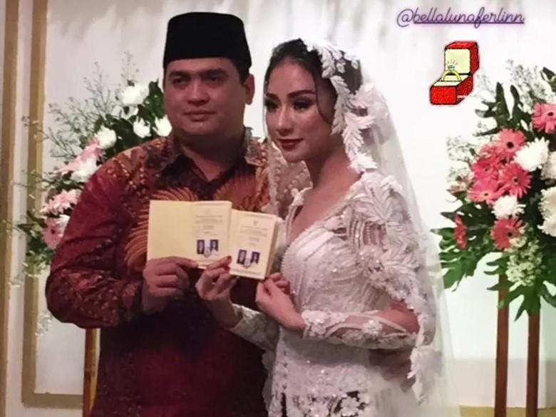 Kaget Tahu Suami Nikah dengan Bella Luna, Istri Sah Terpukul