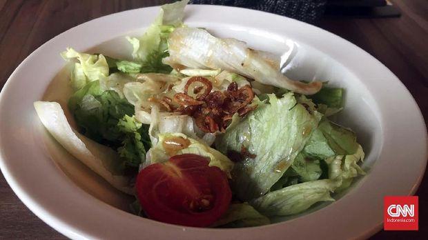 mini salad