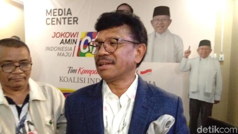 Prabowo Sudah Siapkan Nama Menteri, NasDem: Mereka Kekurangan Tokoh