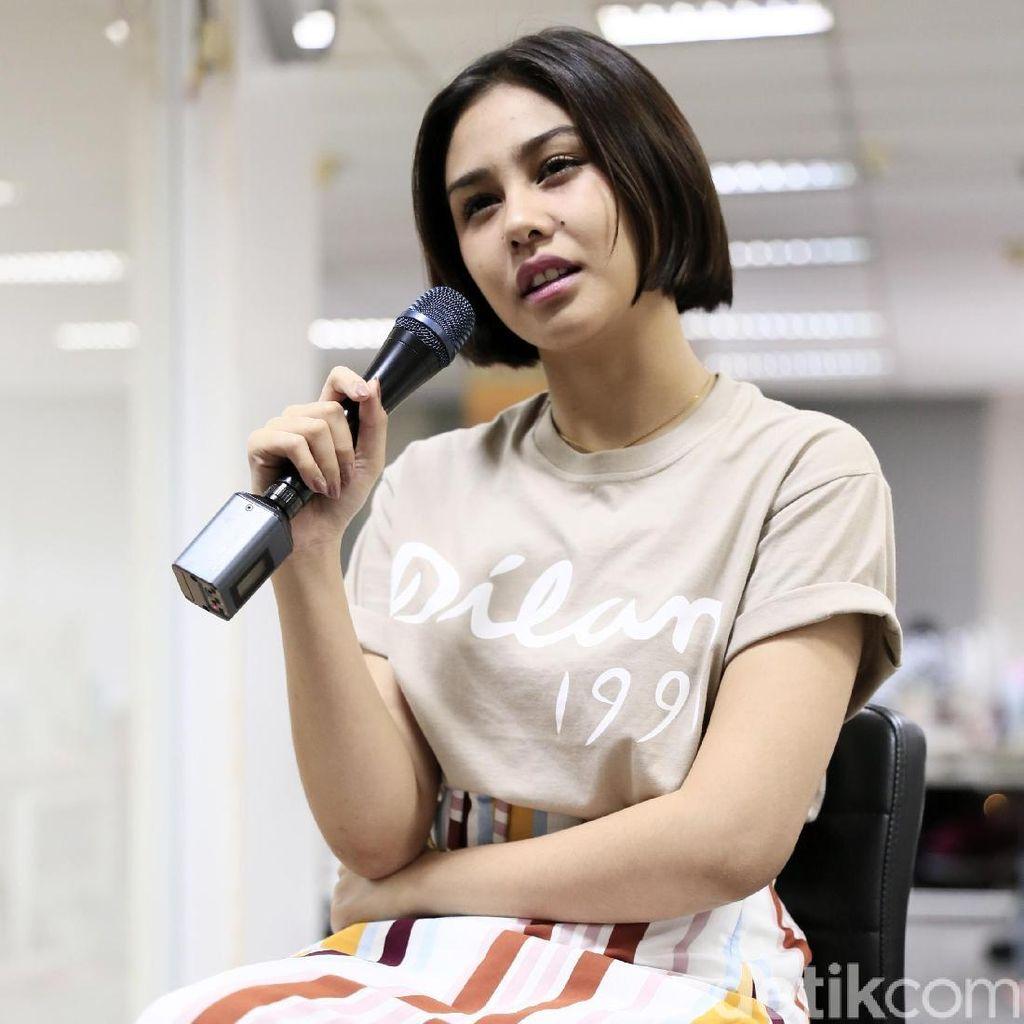 Akhirnya Isi Soundtrack, Vanesha Prescilla Belum Mau Fokus Menyanyi