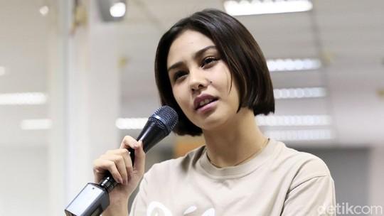 Ekspresi Lucu Vanesha Prescilla saat Cerita soal Dilan