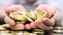 Hadiah Tahun Baru, Aturan Pembatasan Emas di Amerika Serikat Dicabut