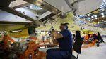Mengintip Pabrik Pembuatan Airbus A380 Sebelum Stop Produksi