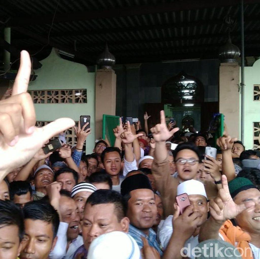 Ada Teriakan Prabowo Presiden Usai Jumatan Kemarin, Apa Kata Takmir?