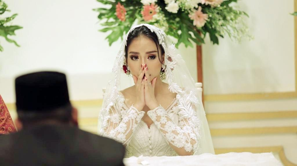 Razman Sebut Ini Pernikahan Ketiga Bella Luna dengan Pria Beristri
