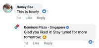 Rayakan Valentine, Domino's Kirim Pizza Cinta untuk Pizza Hut