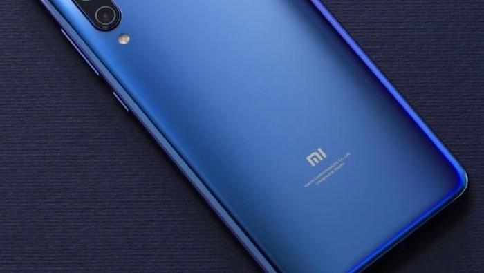 Xiaomi Mi 9. (Foto: Weibo)
