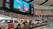 Sebelum NBA All Star, Jalan-Jalan Dulu ke NASCAR Hall of Fame