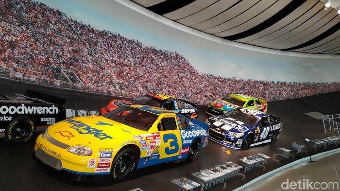 NASCAR Hall of Famedibuka pada Mei 2010 lalu dengan biaya yang kabarnya mencapai 160 juta dolar AS (sekitar Rp 2,25 triliun). (Foto: Okdwitya Karina Sari/detikSport)
