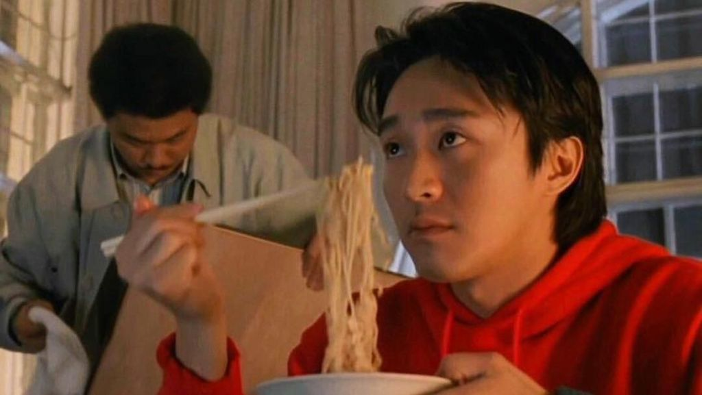 Garap Sekuel Kung Fu Hustle, Begini Gaya Kulineran Stephen Chow yang Doyan Mie
