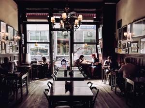 10 Coffee Shop Dunia Ini Tawarkan Suasana Hangat dan Nyaman