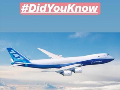 Fakta-fakta Pesawat Terbesar Boeing 747 di Momen Valentine