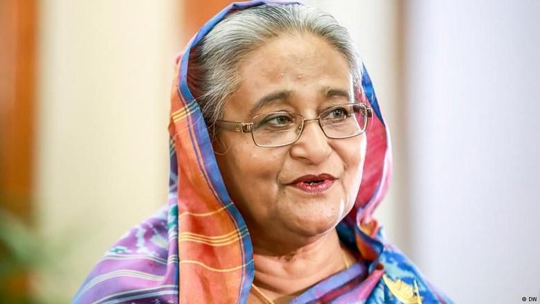 PM Bangladesh Sheikh Hasina Isyaratkan Ini Masa Jabatan Terakhirnya