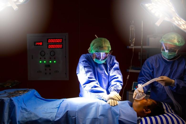 Ilustrasi CPR Foto: iStock