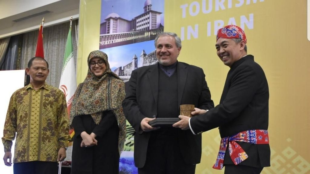Wonderful Indonesia Sukses Tingkatkan Antusiasme Pariwisata RI-Iran