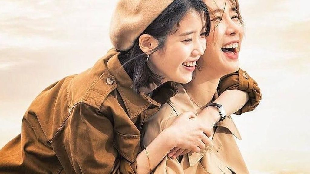 Keren! Coffee Truck Kiriman IU Untuk Yoo In Na Saat Syuting Touch Your Heart