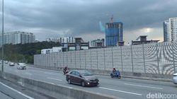 Bahaya Motor Masuk Tol, Jalan Mulus Dikit Langsung Bejek Gas