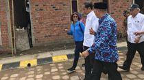 Ditemani Susi, Jokowi Tinjau Penataan Kampung Nelayan di Bengkulu