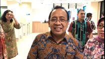 Diperintah Jokowi, Pratikno Jenguk Bu Ani Yudhoyono
