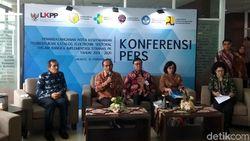 Cegah Korupsi, LKPP-5 Kementerian Teken MoU Pengadaan Barang dan Jasa