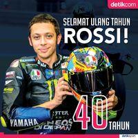 Buon Compleanno, Rossi!
