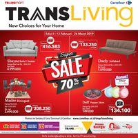 Ini 3 Keuntungan Belanja Super Sale di Trans Living