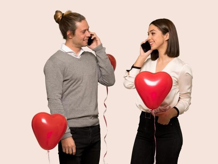 Tips cinta untuk pasangan LDR. Foto: shutterstock