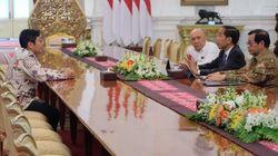 Temui CEO Bukalapak, Jokowi: Dana Riset Rp 26 T, Sudah Gede