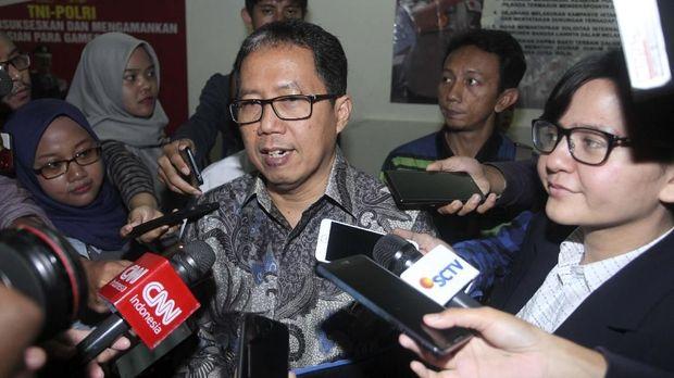 Joko Driyono tidak ditahan pihak polisi setelah diperiksa 20 jam.