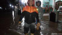 Diguyur Hujan Lebat, Sejumlah Wilayah Jakarta Banjir
