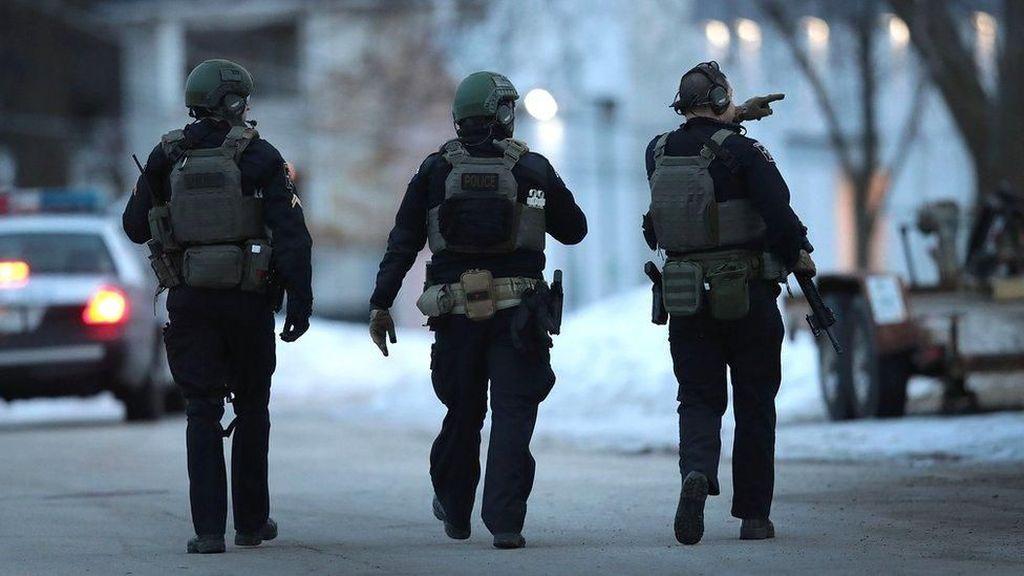 Penembakan Brutal di Kawasan Industri Illinois Tewaskan 5 Orang
