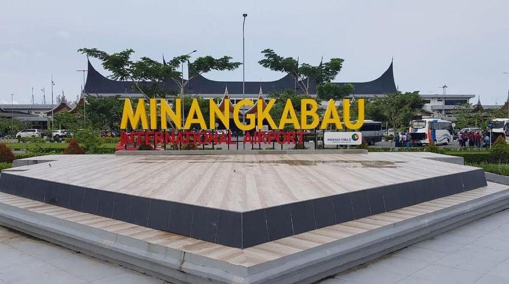 Bandara Minangkabau Diperluas Agar Bisa Tampung 5,7 Juta Penumpang