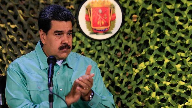 Gegara Bantuan Kemanusiaan, Situasi Venezuela Semakin Memanas