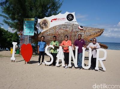 Sampah dan Limbah, Momok Wisata Berkelanjutan di Pantai Sanur