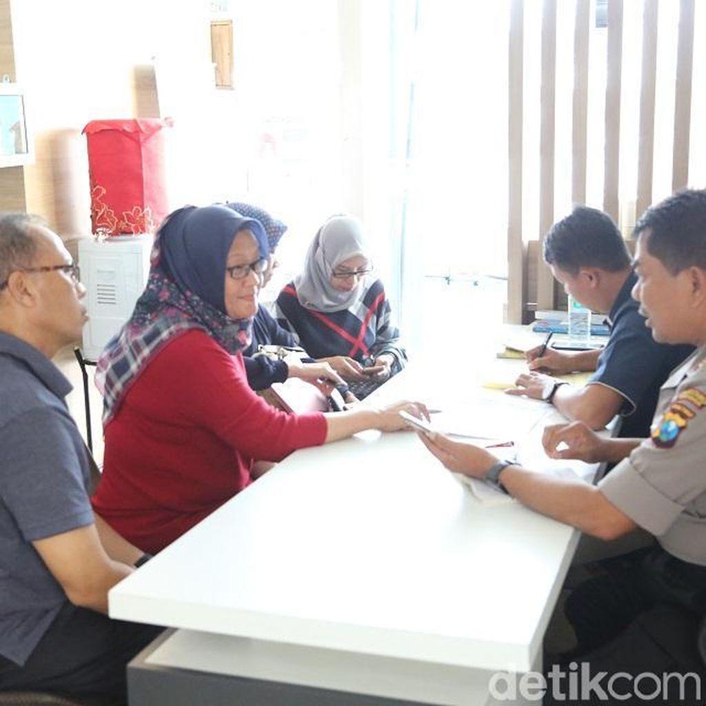 Bikin Keributan di Rumah Sakit, Seorang Keluarga Pasien Dipolisikan