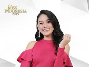 Princess Mikhaela Audrey Jadi Pemenang Miss Indonesia 2019