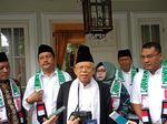 Maruf ke Purwakarta-Cimahi, Temui Ulama Hingga Deklarasi Relawan