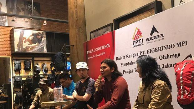 FPTI Jakarta Ingin Cari Penerus Puji Lestari dan Aspar Jaelolo