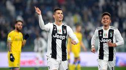 Hasil Liga Italia: Juventus Hajar Frosinone 3-0