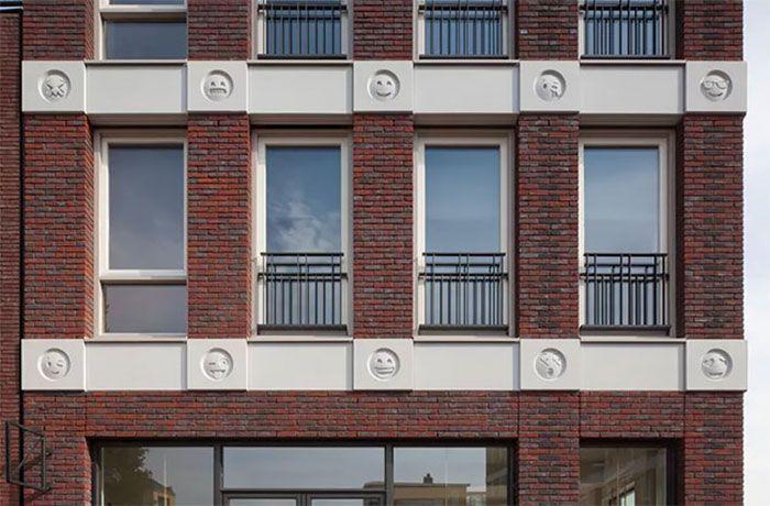 Apartemen saat ini memiliki desain yang sangat beragam. Mulai dari minimalis hingga desain yang mewah. Istimewa/Dok. Boredpanda/ bartvanhoekfoto/Attika Architekten.