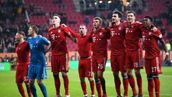 Dortmund, Bayern Mulai Mendekat Loh
