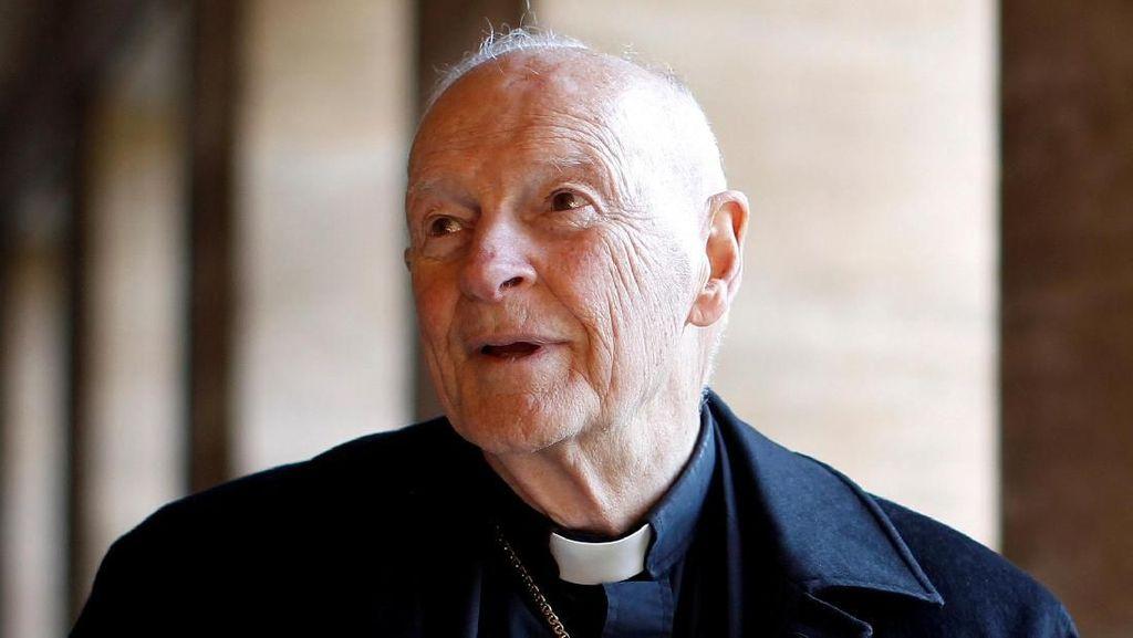Mantan Kardinal AS Didakwa Pelecehan Seksual Anak