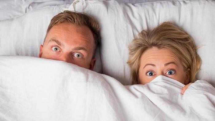 Ilustrasi berhubungan seks. Foto: iStock