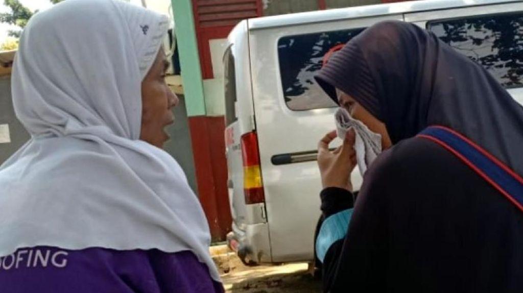 Kisah Haru Keluarga yang 8 Tahun Cari Ibu Lalu Bertemu di Panti