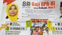 KPU Pangandaran: 1 Caleg PKS Mengundurkan Diri