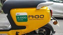 Pihak Migo Pastikan Kecepatan Maksimal 40 Km Per Jam demi Keamanan