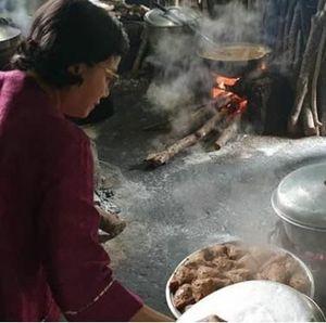 Jalan-jalan ke Yogyakarta, Sri Mulyani Mampir Makan Gudeg Yu Djum