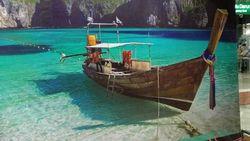 Viral Banner Raja Ampat Rasa Thailand di Soetta, Ini Komentar AP2