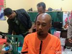 Penusuk Pebalap Road Race Nasional Berdalih Kesal Diserempet Korban